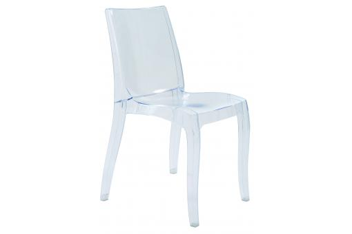 Chaise Design Transparente ATHENES