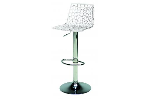 Tabouret De Bar Design Transparent SPARTE