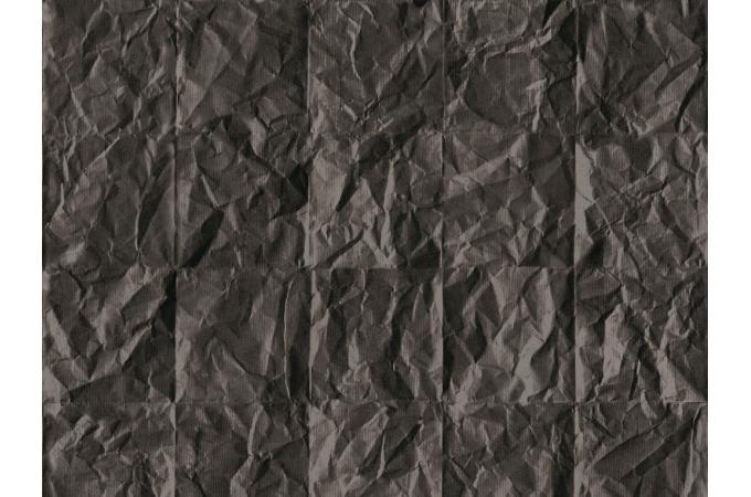 papier peint trompe l 39 oeil effet froiss noir papier peint trompe l 39 oeil pas cher. Black Bedroom Furniture Sets. Home Design Ideas