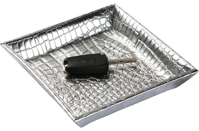 vide poche argent castel bo te de rangement pas cher. Black Bedroom Furniture Sets. Home Design Ideas