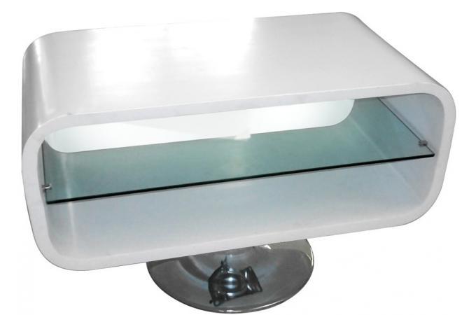 declikdeco ce meuble tv blanc design est fait pour les livings meuble tv blanc laque sans pied - Meuble Tv Blanc Laque Sans Pied