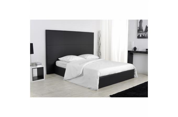 cadre de lit pas cher 160x200 maison design. Black Bedroom Furniture Sets. Home Design Ideas
