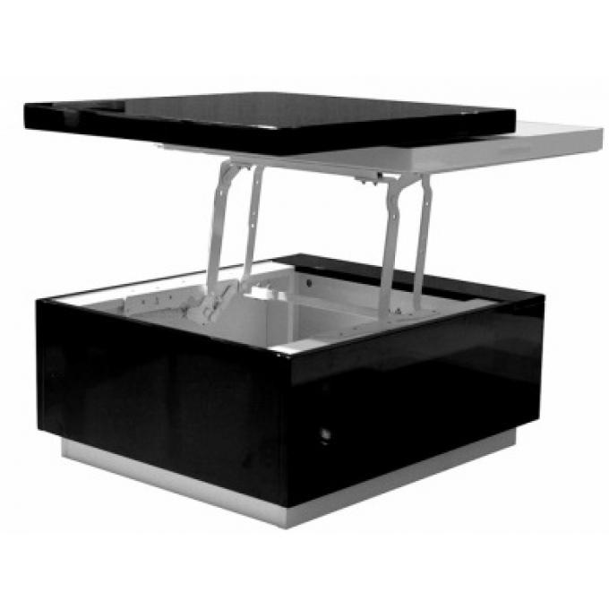 Achat table basse laqu e pas ch re table basse design en verre page 1 - Table basse laque noir et blanc ...