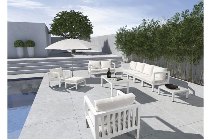 Salon De Jardin Blanc – Qaland.com