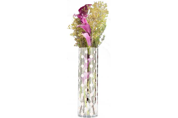 vase transparent pas cher mariage centre de table vase boule orchide rose fushia with vase. Black Bedroom Furniture Sets. Home Design Ideas