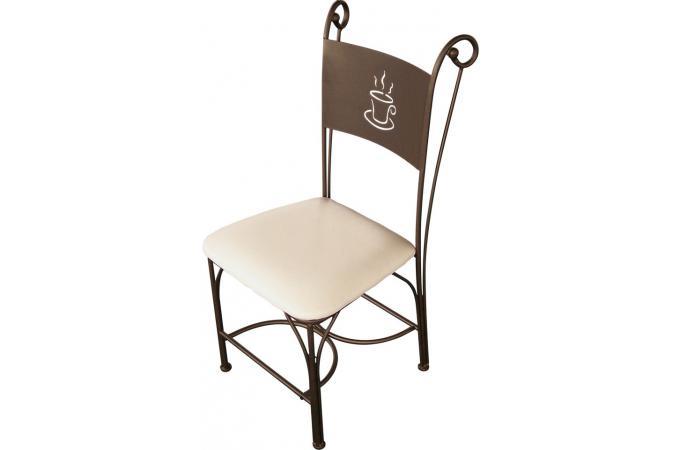 lot de 2 chaises en pvc alix chaise design pas cher. Black Bedroom Furniture Sets. Home Design Ideas