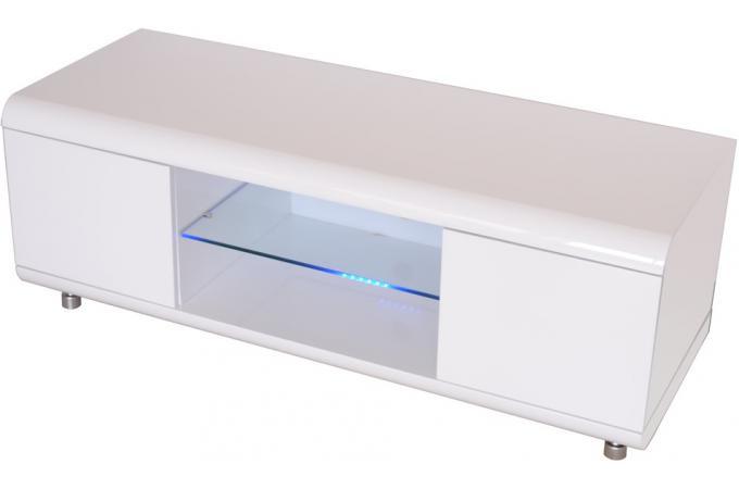meuble tv laqu blanc meuble tv pas cher