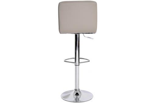 lot de 2 tabourets de bar gris taupe cosy tabouret de bar pas cher. Black Bedroom Furniture Sets. Home Design Ideas