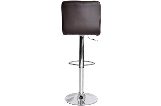 lot de 2 tabourets de bar chocolat cosy tabouret de bar. Black Bedroom Furniture Sets. Home Design Ideas