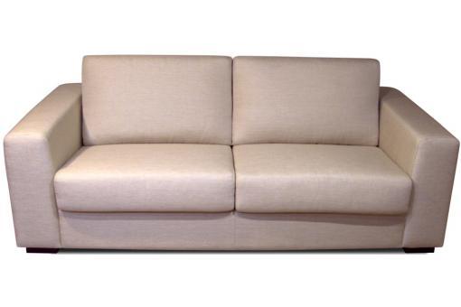 canap convertible 3 places tissu beige chin deco design. Black Bedroom Furniture Sets. Home Design Ideas