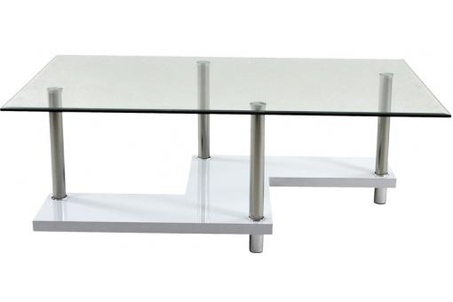 Table basse blanche table basse pas cher - Table basse pas cher blanche ...