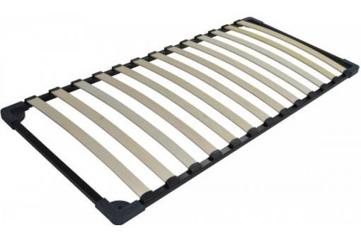 sommier lattes 90x190cm sommier pas cher. Black Bedroom Furniture Sets. Home Design Ideas