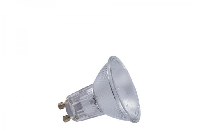 ampoule halog ne 50w gu10 finition chrome installation electrique pas cher. Black Bedroom Furniture Sets. Home Design Ideas