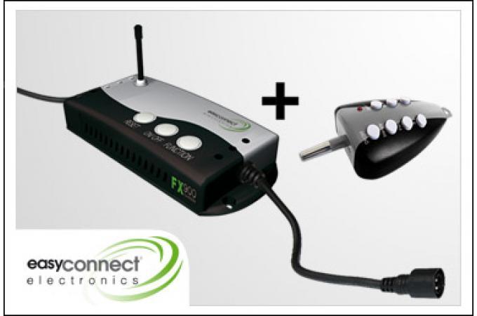 66104 coffret de commande sans fil fx900 avec t l commande installation electrique pas cher. Black Bedroom Furniture Sets. Home Design Ideas