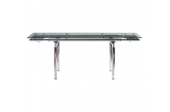 Table manger extensible orlando table manger pas cher - Table a manger industriel pas cher ...