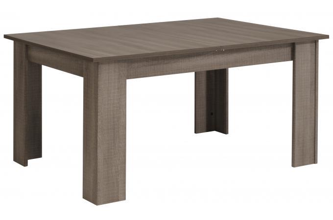 Table manger plaqu bois oaka table manger pas cher - Table a manger industriel pas cher ...