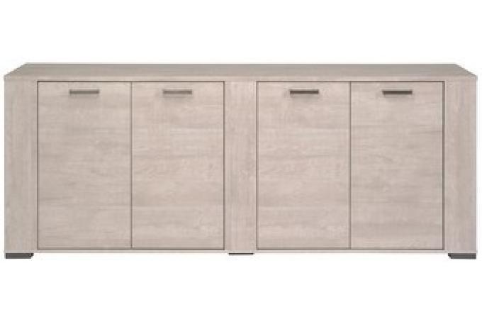 buffet 4 portes plaqu bois cannes buffet pas cher. Black Bedroom Furniture Sets. Home Design Ideas