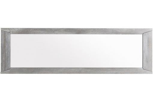 Miroir rectangulaire plaqu bois sidney miroir for Miroir rectangulaire pas cher