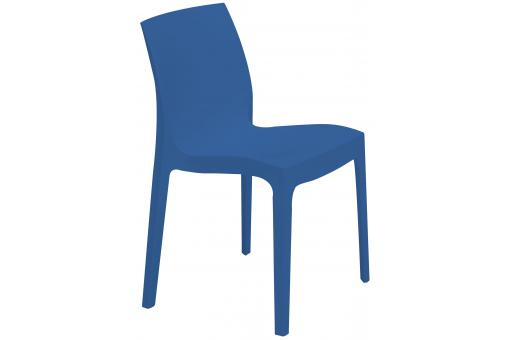 Chaise Design Bleue ISTANBUL