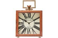 Horloge Design Horloge carré vintage Kare design, deco design