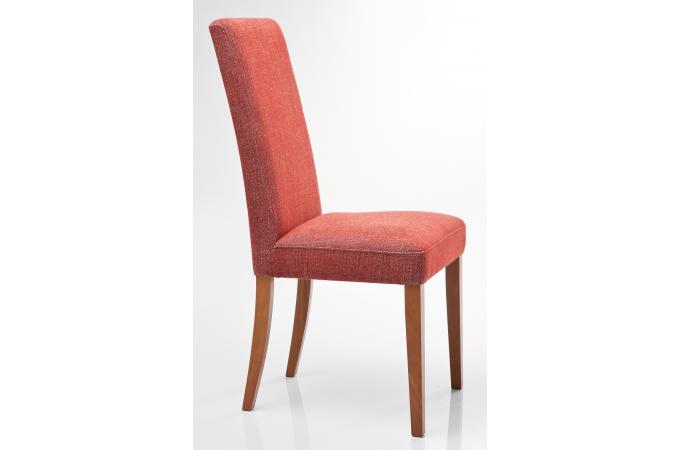 chaise en lin corail chaise design pas cher. Black Bedroom Furniture Sets. Home Design Ideas