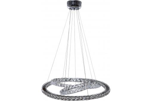 Suspension universe crystal LED