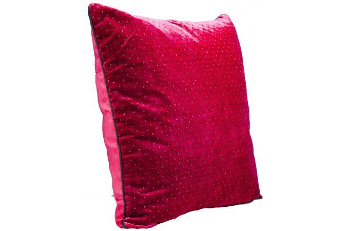Coussin rouge diamant coussin pas cher - Coussin a recouvrir pas cher ...