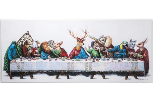 Tableau Last Supper