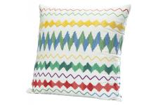 Coussin Mexicain Blanc - Coussin design
