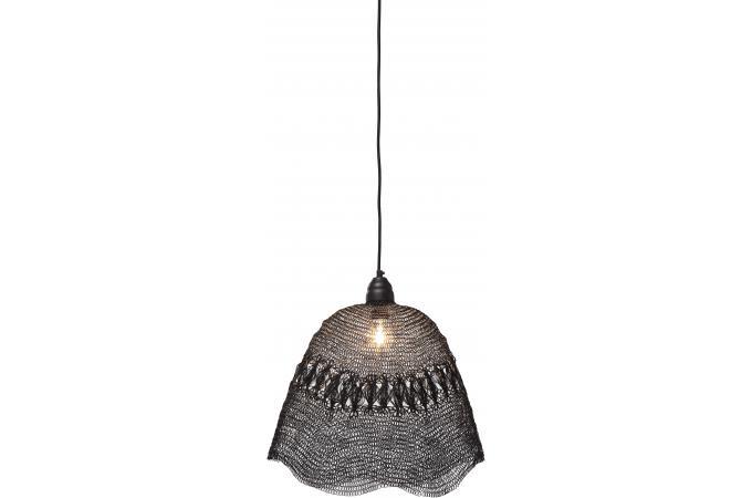 Suspension lampe weave bag suspension pas cher for Lampe suspension pas cher