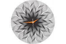 Horloge Design Horloge Glass Stream, deco design