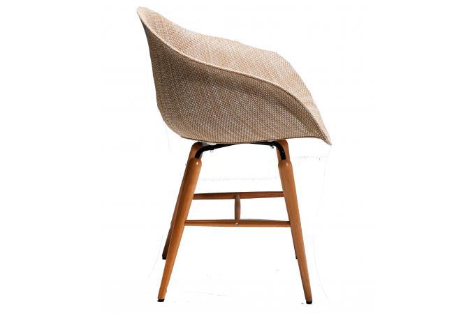 Chaise Beige Avec Accoudoirs Forum Fauteuil Design