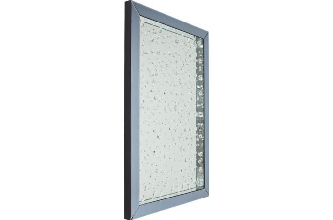 Mirroir raindrops 120 x 80 cm miroir rectangulaire pas cher for Miroir rectangulaire 120 cm