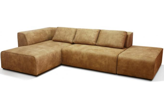 canap infinity antique coin gauche cognac canap d 39 angle pas cher. Black Bedroom Furniture Sets. Home Design Ideas