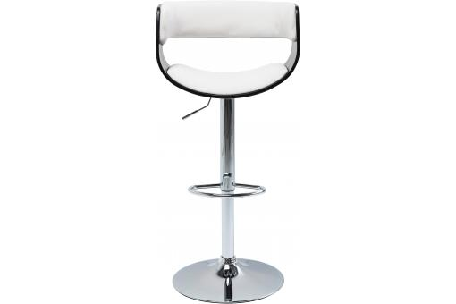 Tabouret de Bar Manhattan Design Blanc
