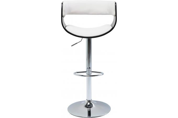 tabouret de bar manhattan design blanc tabouret de bar pas cher. Black Bedroom Furniture Sets. Home Design Ideas