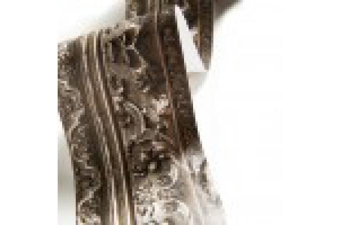 frise moulur e adh sive bronz e clovis papier peint trompe l 39 oeil pas cher. Black Bedroom Furniture Sets. Home Design Ideas