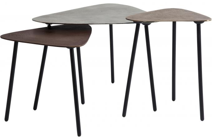 Table industriel pas cher maison design for Table basse style loft