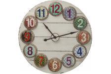 Horloge Design Horloge murale Kare Design Numero Colore Ø100cm, deco design