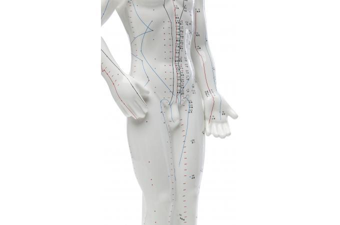 figurine d co kare design biometric man statue design pas cher. Black Bedroom Furniture Sets. Home Design Ideas
