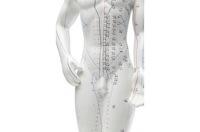 figurine d co biometric man statue design pas cher. Black Bedroom Furniture Sets. Home Design Ideas