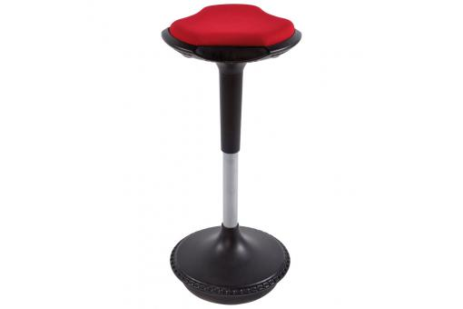 Tabouret de bar rouge Accra