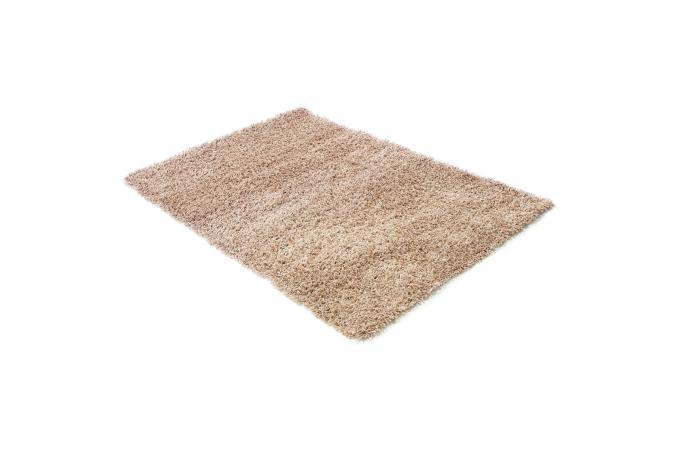 Tapis mm brun en polypropyl ne suzette tapis design pas cher - Tapis en polypropylene ...