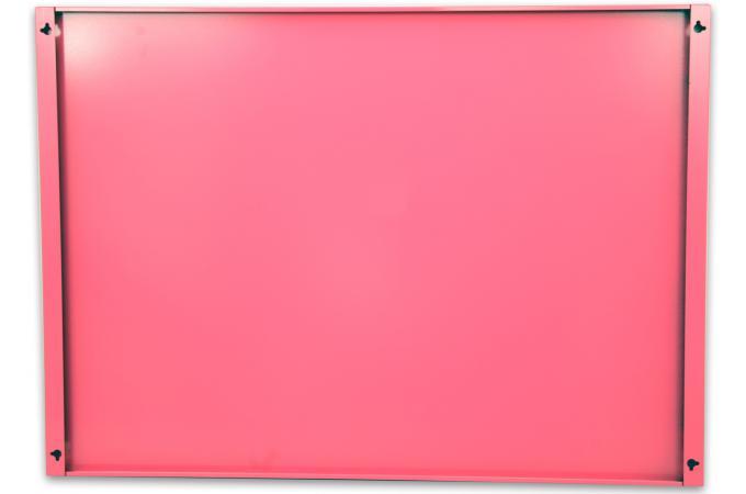 tableau magn tique 40x58 cm fuchsia tableau abstrait pas cher. Black Bedroom Furniture Sets. Home Design Ideas