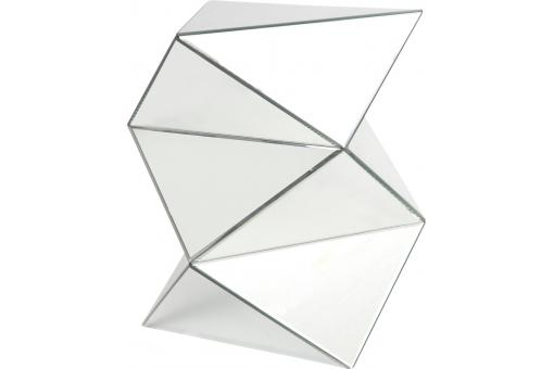 Sellette miroir triangulaire