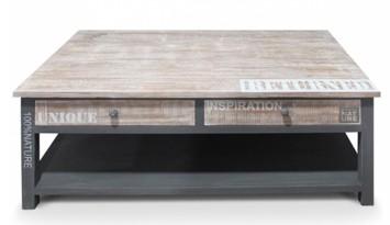 Table basse bois sur declikdeco meuble design deco pas cher - Table basse en solde ...