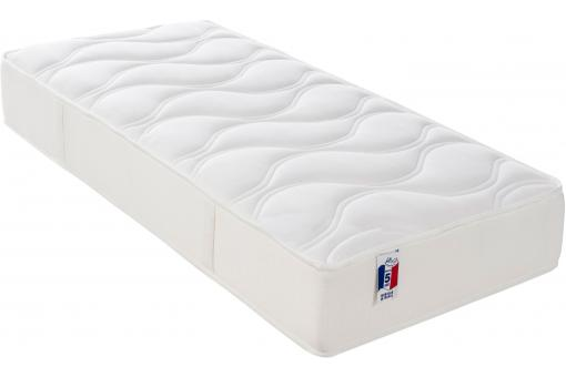 Matelas 100% latex 2 Faces H19 cm 90x190 cm JUNON