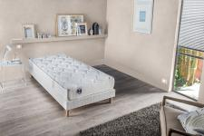 DeclikDeco - Matelas Latex et Mousse 2 Faces DUALO - Meuble gain de place