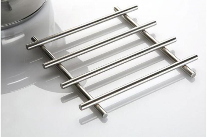 Dessous de plat argent hestia accessoires de cuisine pas cher - Dessous de plat en metal ...