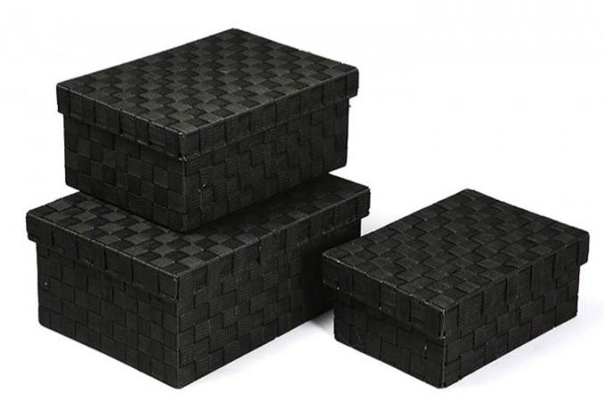 boite de rangement pas cher maison design. Black Bedroom Furniture Sets. Home Design Ideas